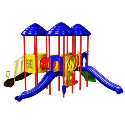 UPlay Today Cumberland Gap Playful Commercial Playground Playset