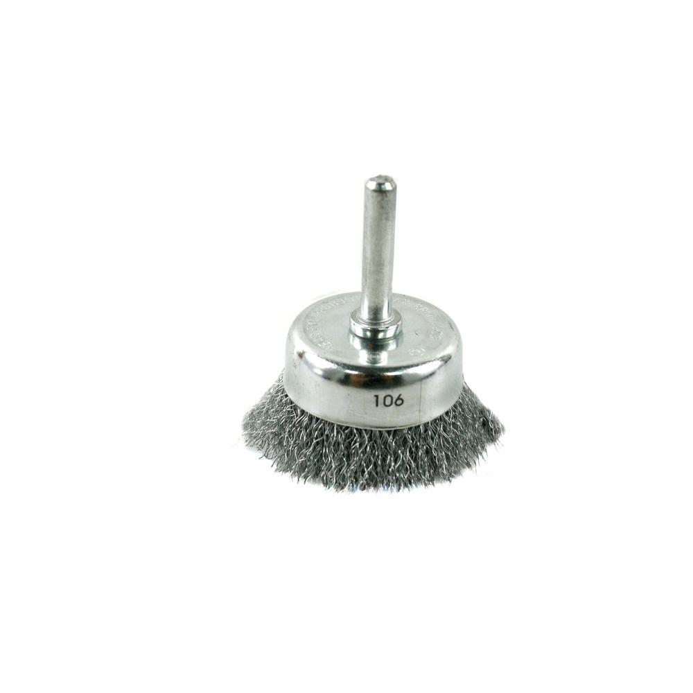 2 in. Wire Cup Brush