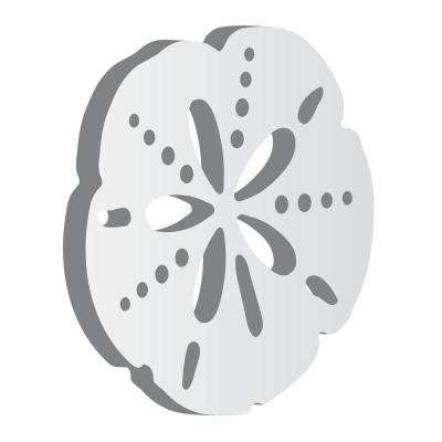 16 in. Sand Dollar Wall Decor