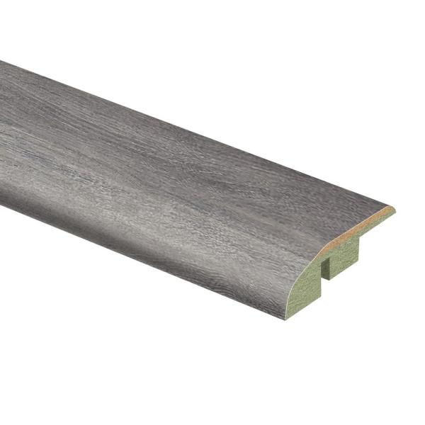 Disher Oak 1/2 in. T x 1-3/4 in. Wide x 72 in. Length Laminate Multi-Purpose Reducer Molding