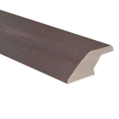 Smoky Mineral/Flax/Natural Fossil Cork 3/8 in. T x 2-1/4 in. Wide x 78 in. Length Hardwood Lipover Reducer Molding