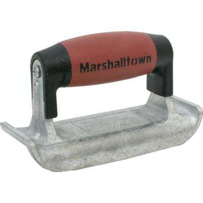 9 in. x 4 in. Zinc Edger with 1/4 in. Radius