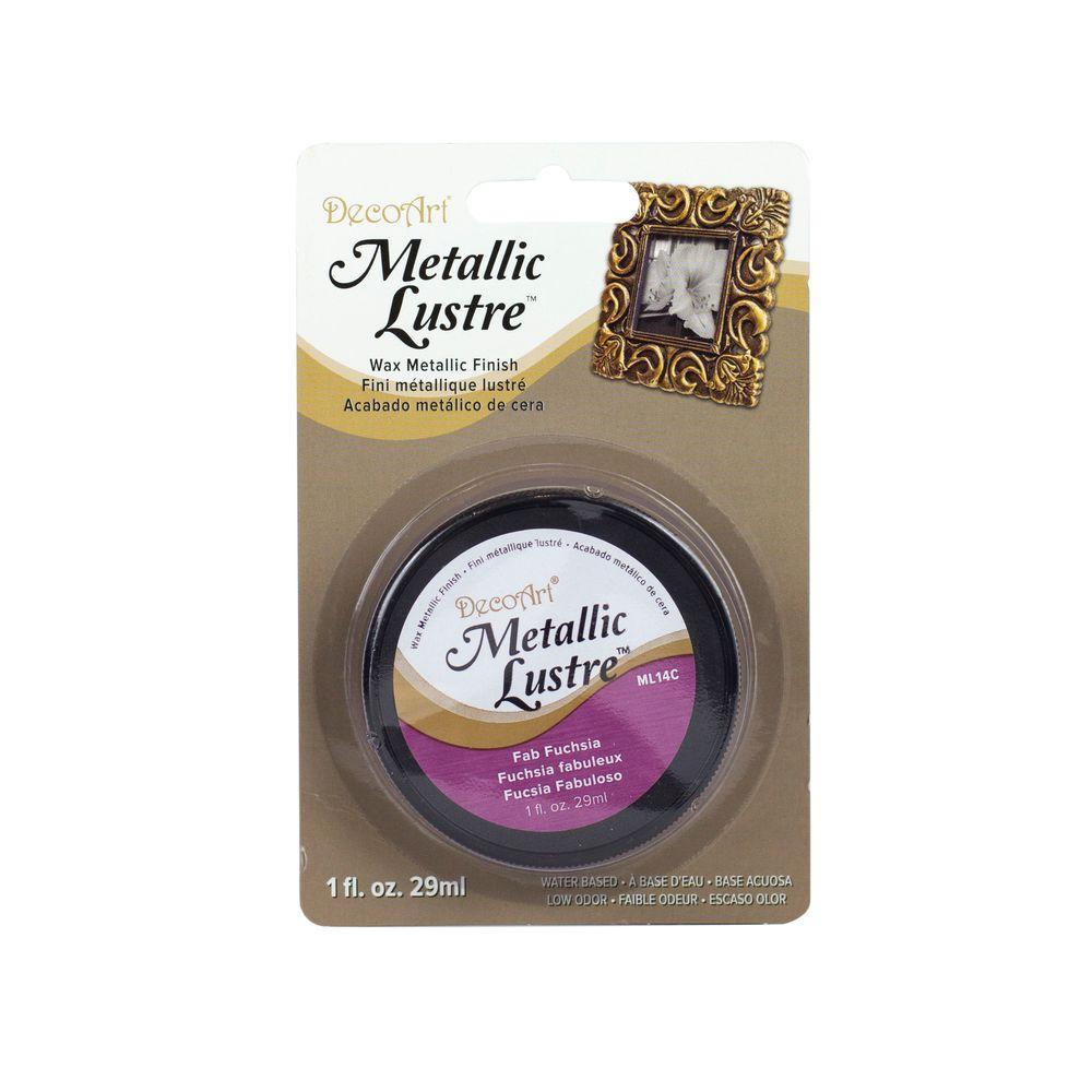 Metallic Lustre 1 oz. Fab Fuchsia