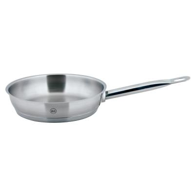 PRO-X 8 in. Stainless Steel Skillet