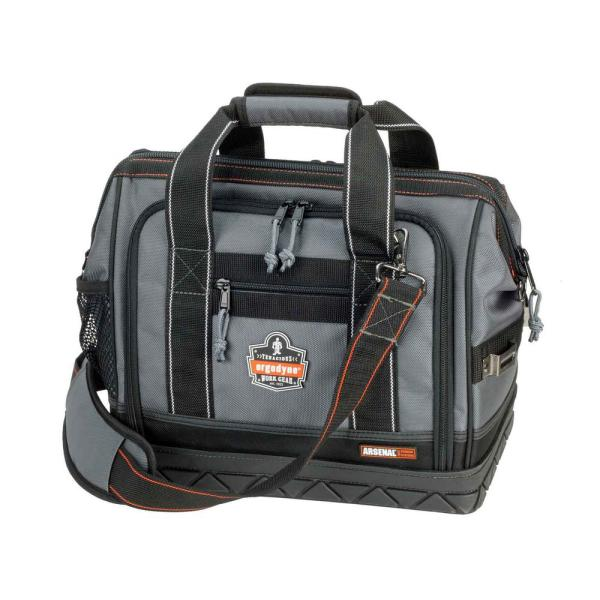 Arsenal 15 in. Tool Bag Gray