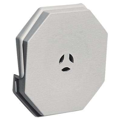 6.625 in. x 6.625 in. #030 Paintable Surface Mounting Block