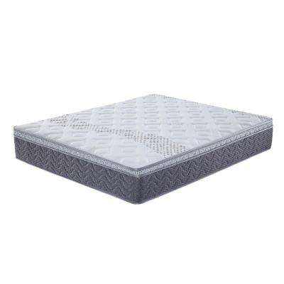 Keon Twin Euro Top Hybrid Mattress