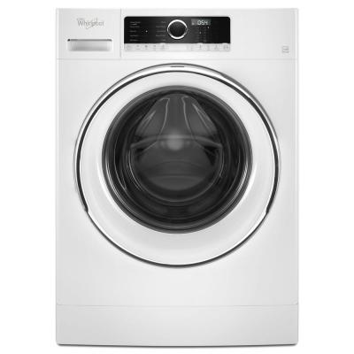 2.3 cu. ft. High Efficiency White Front Load Compact Washing Machine, ENERGY STAR