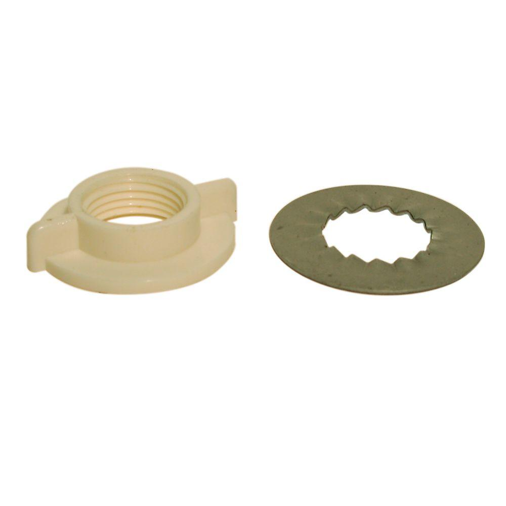 DANCO Faucet Rosette and Nut-88652 - The Home Depot