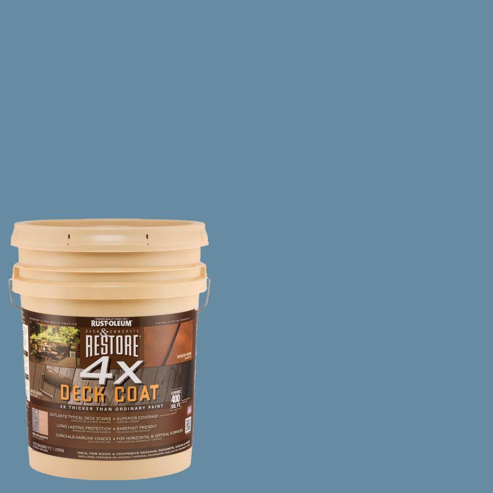 Rust-Oleum Restore 5 gal. 4X Porch Deck Coat