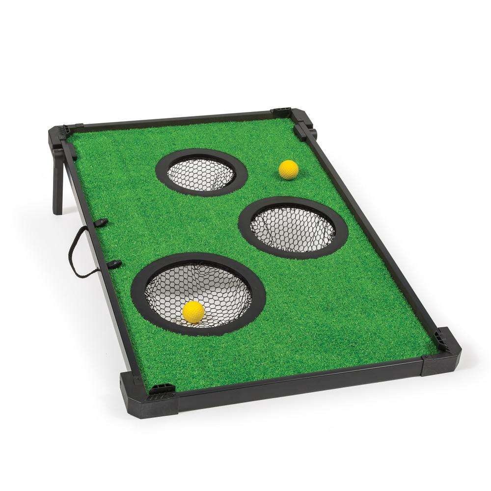 24 in. W x 36 in. L Cornhole Bag Toss and