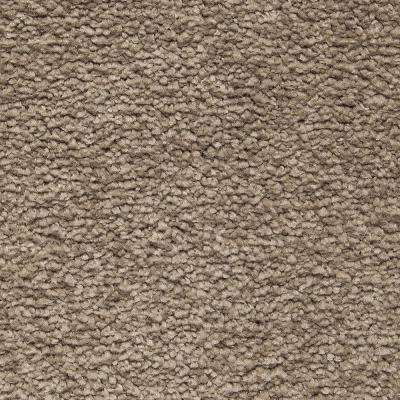 Carpet Sample - Castle I - Color Tundra Textured 8 in. x 8 in.