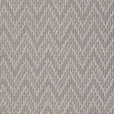 Carpet Sample - Uptown - In Color Evening Mist Pattern 8 in. x 8 in.