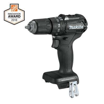 18-Volt LXT Lithium-Ion Sub-Compact Brushless Cordless 1/2 in. Hammer Driver Drill (Tool Only)