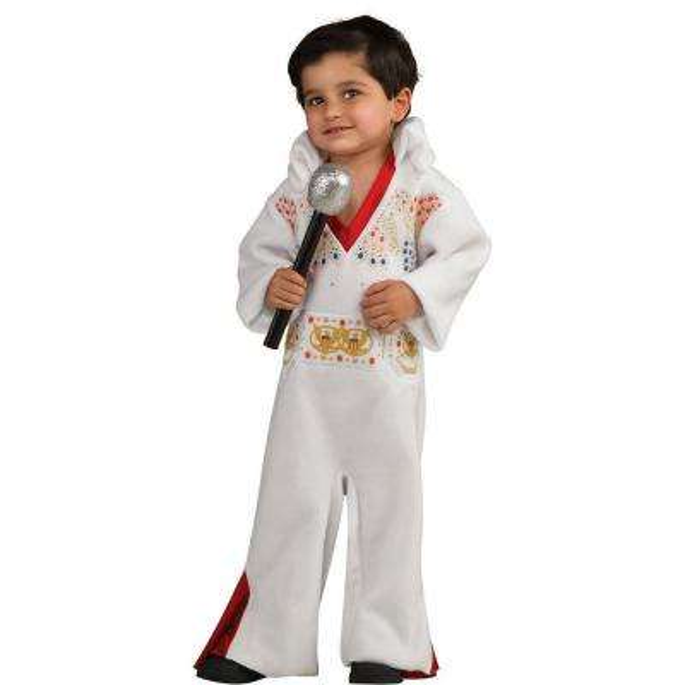 Infant Toddler Elvis Romper Costume