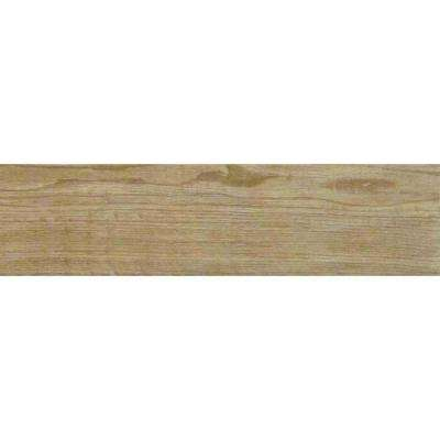Montagna Natural 6 in. x 24 in. Glazed Porcelain Floor and Wall Tile (14.53 sq. ft. / case)