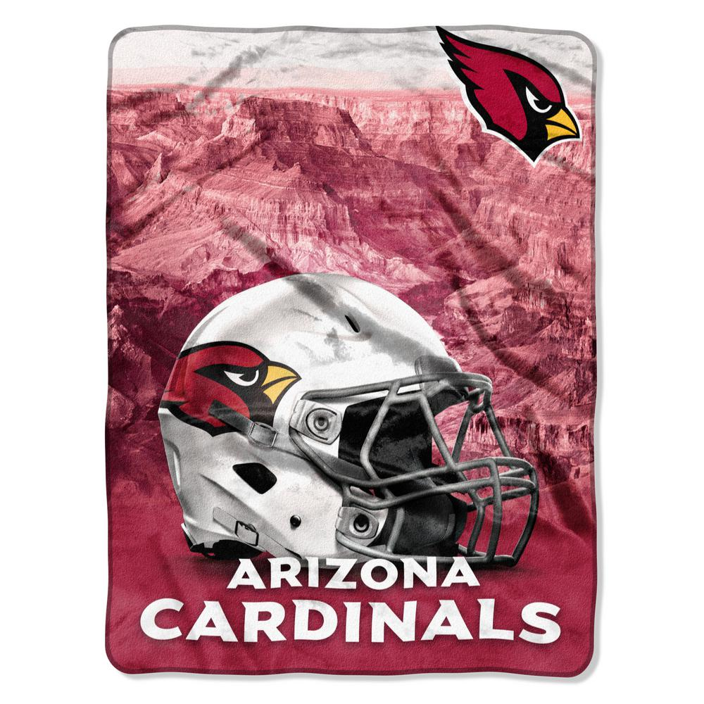 f4ed5a33f227 Cardinals Heritage Silk Touch Throw-1NFL071030080RET - The Home Depot