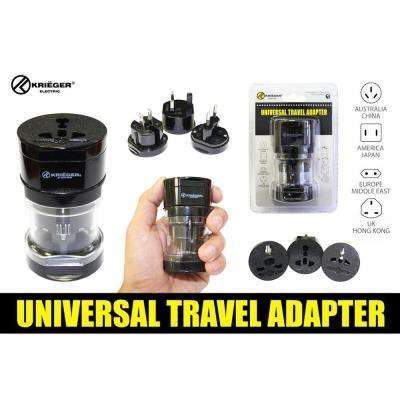 Universal Travel Kit Plug Adapters