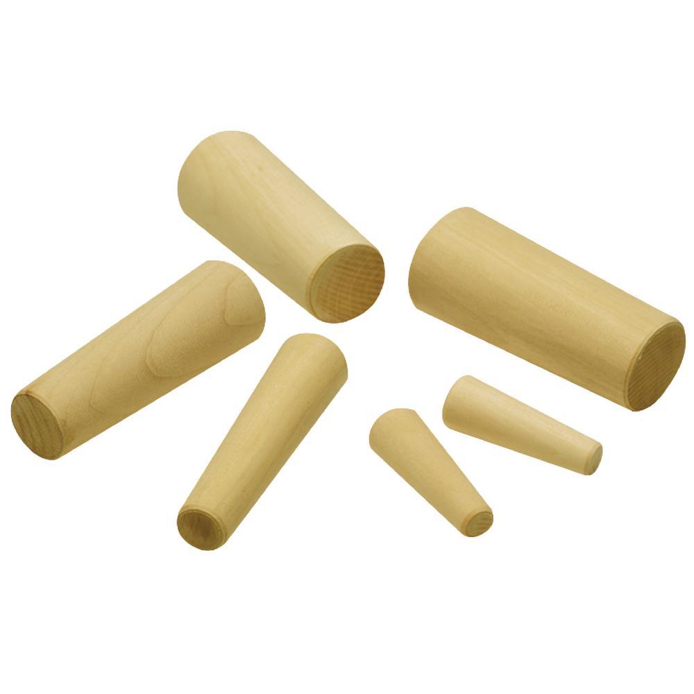 Emergency Wood Plug Kit