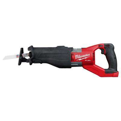 M18 FUEL 18-Volt Lithium-Ion Brushless Cordless SUPER SAWZALL Orbital Reciprocating Saw (Tool-Only)