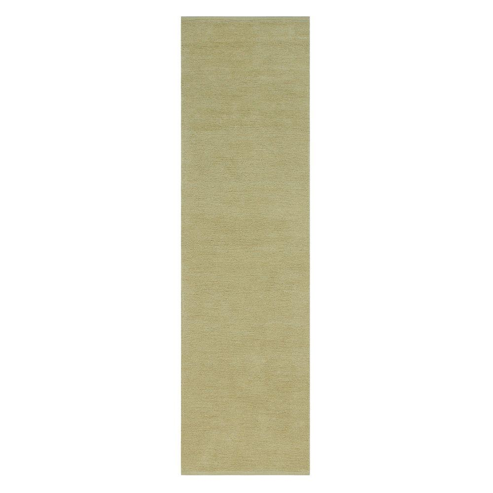 Home decorators collection royale chenille sage 2 ft 3 in for Home decorators chenille rug
