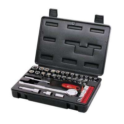 41-Piece All Purpose Socket Set