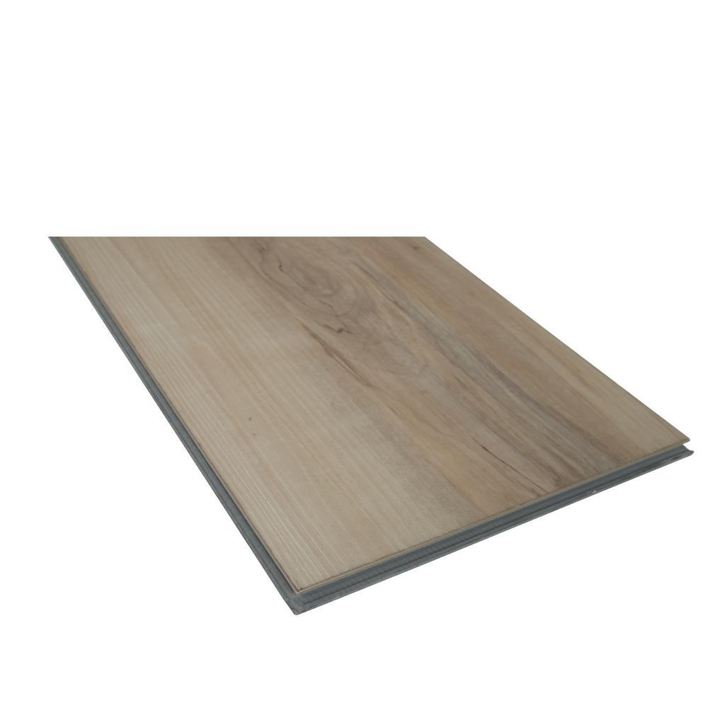 Woodland Antique Mahogany 9 in. x 60 in. Rigid Core Luxury Vinyl Plank Flooring (48 cases / 1077.12 sq. ft. / pallet)