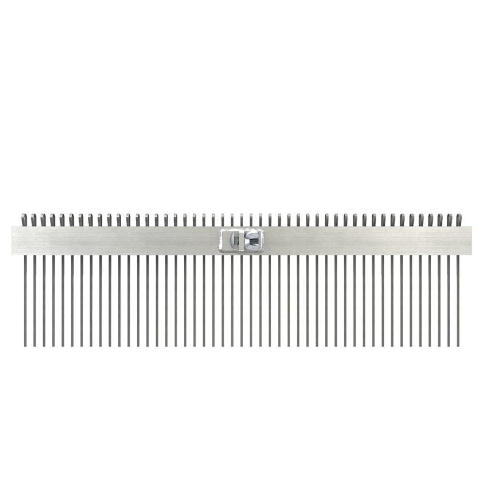 24 in. Concrete Texture Comb Brush