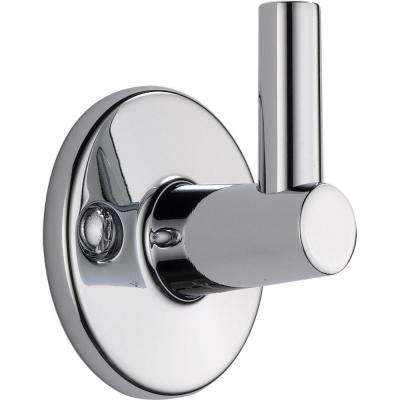 All-Brass Pin Wall Mount for Hand Shower in Chrome