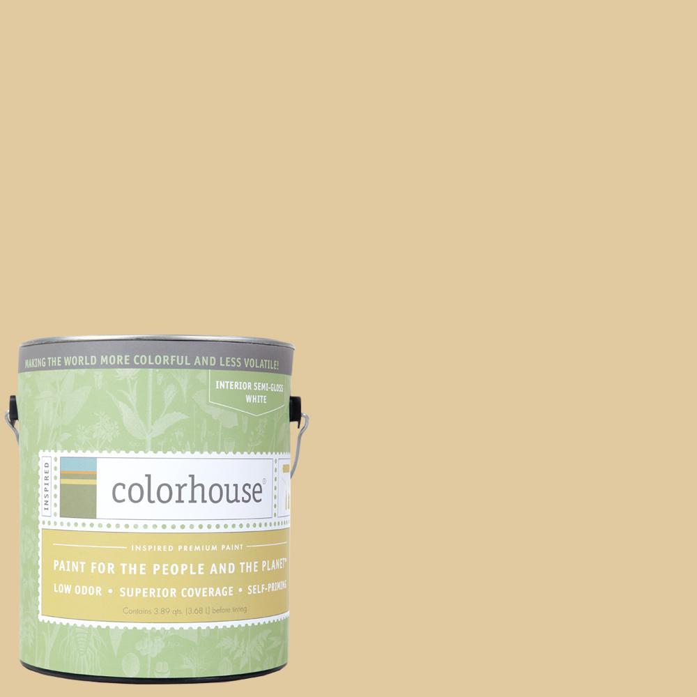 1 gal. Grain .04 Semi-Gloss Interior Paint
