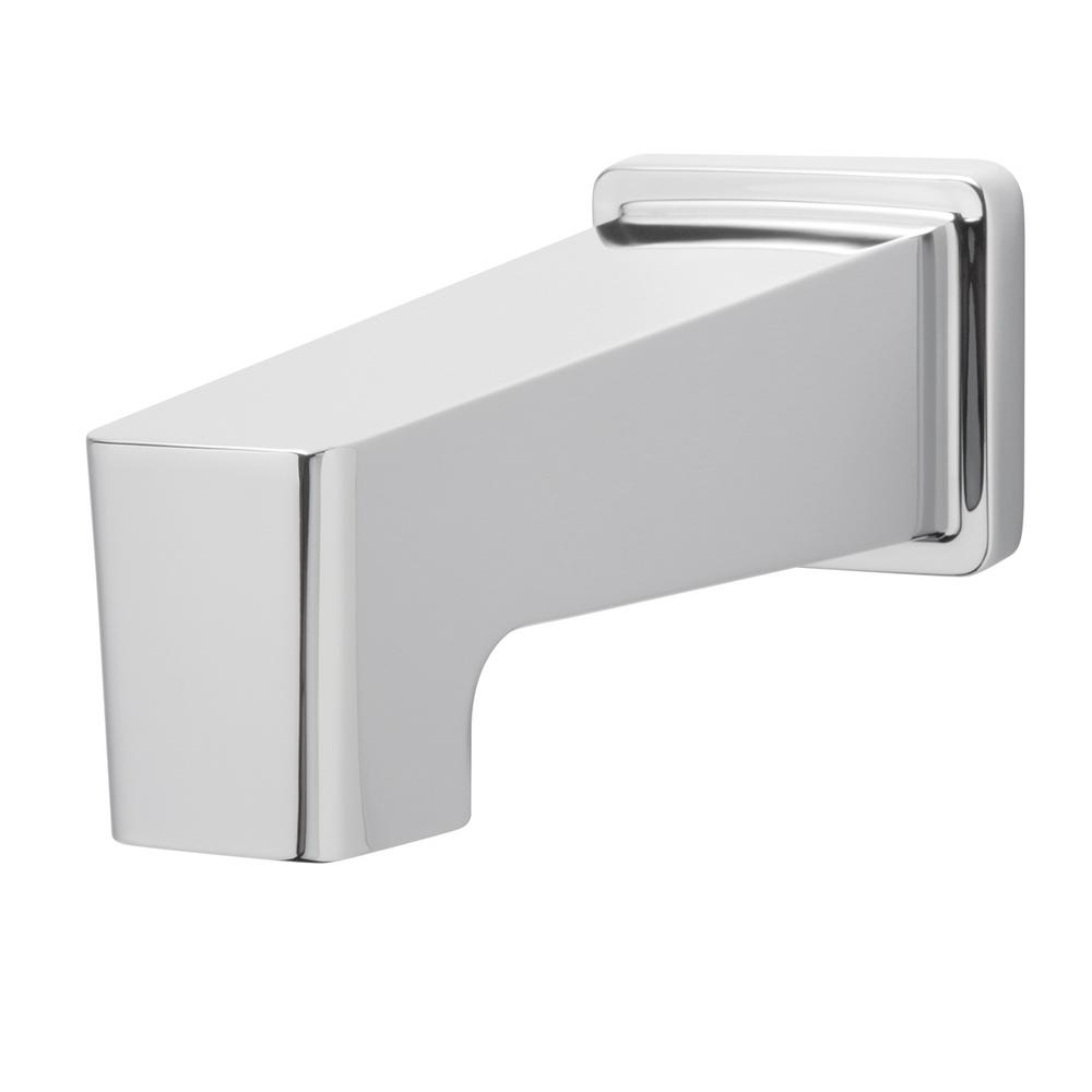 Speakman Kubos 5.75 in. Bathroom Tub Spout in Polished Chrome