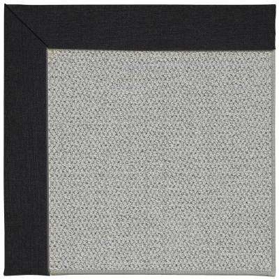 Inspirit Silver Ebony 4 ft. x 6 ft. Area Rug