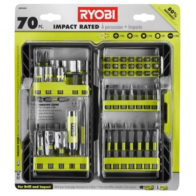 Impact Rated Driving Kit (70-Piece)