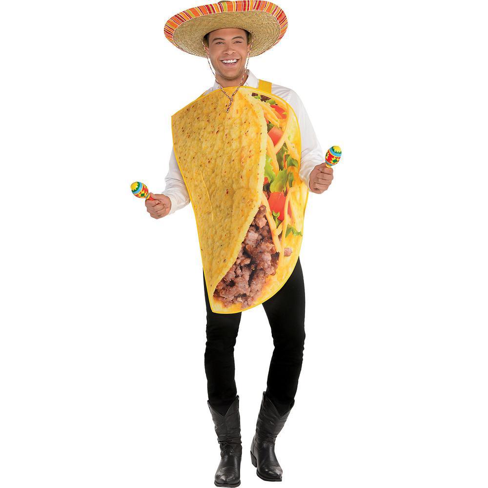 Mens Taco Costume Standard