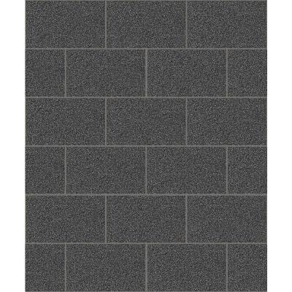 8 in. x 10 in. Joan Black Tile Sample