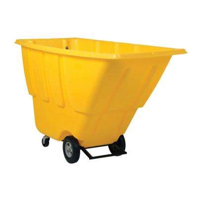 1 cu. yds. Medium Duty Tilt Truck - Yellow