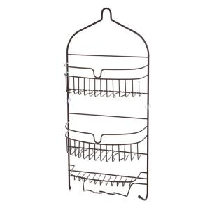 Kenney Oil Rubbed Bronze 3-Shelf Hanging Shower Caddy by Kenney