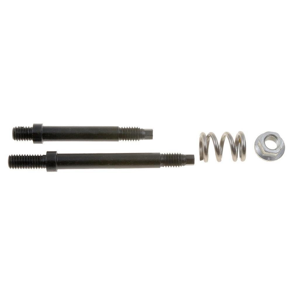 Dorman Front Exhaust Manifold Bolt and Spring fits 1983-1991 GMC Jimmy  Jimmy,R1500 Suburban,R2500 Suburban,R3500,V1500 Suburb
