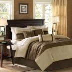 Teagan 7-Piece Natural Queen Comforter Set