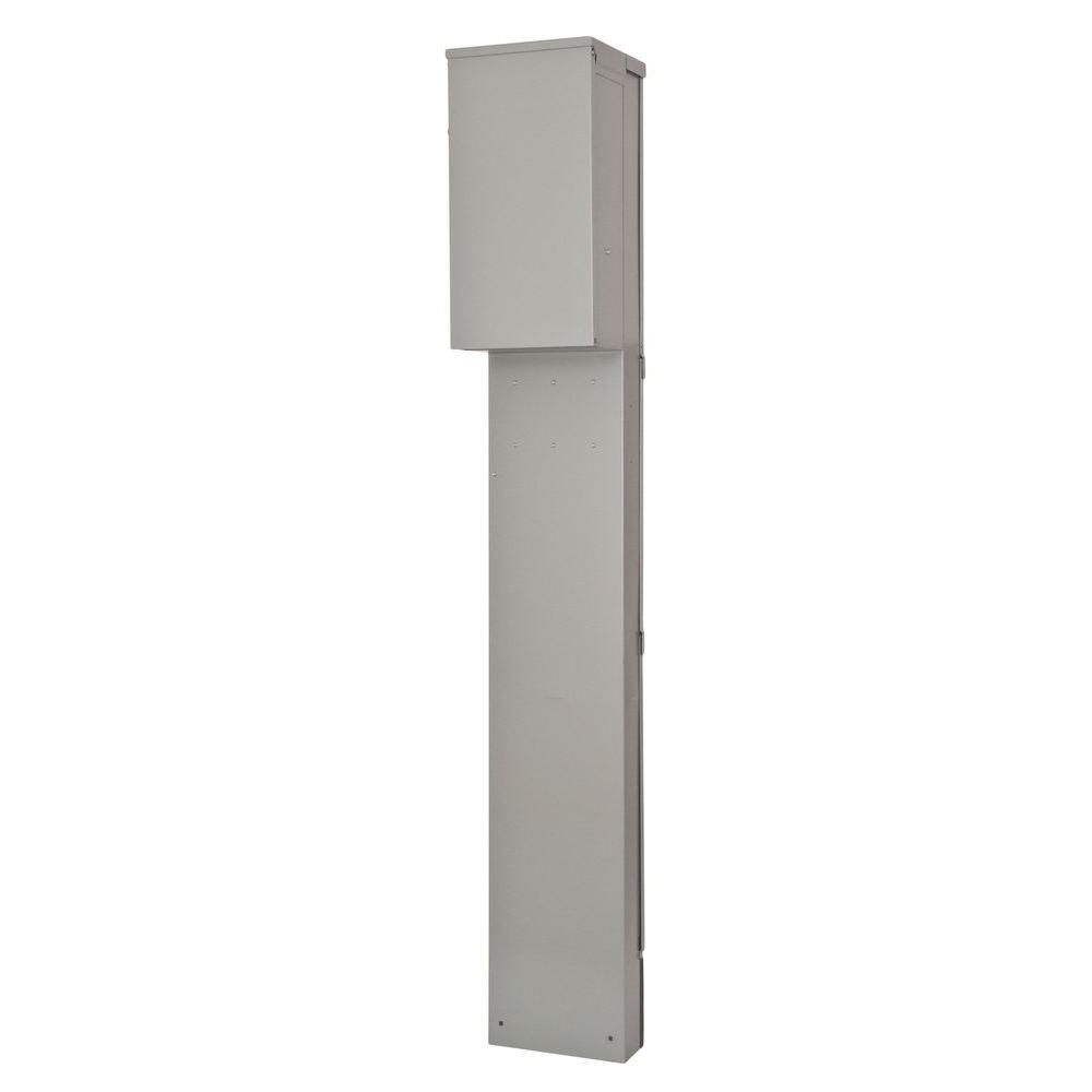 Siemens Temporary Power Outlet Panel with 20, 30, 50 Amp ...