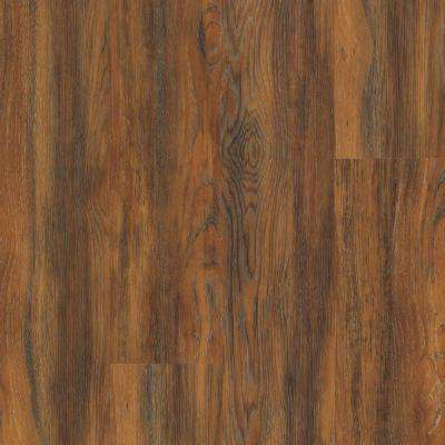Take Home Sample - Jefferson Tellico Resilient Vinyl Plank Flooring - 5 in. x 7 in.