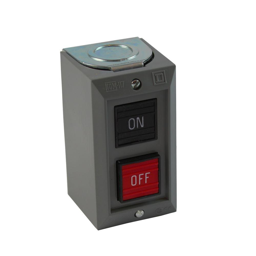 Schneider Electric 30 mm Stop/Start Push Button Switch in Control ...