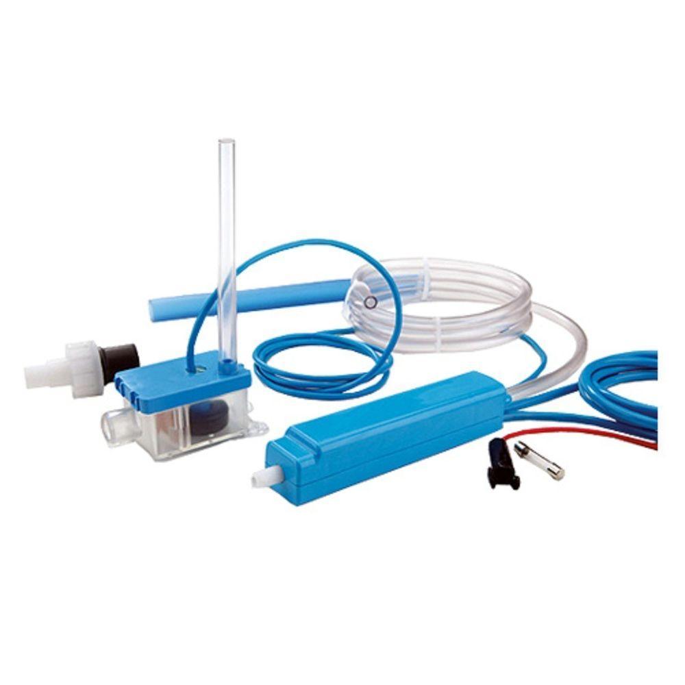 RectorSeal Aspen Mini Aqua 115/208-230-Volt Condensate Pump for Ductless Mini Split Indoor Units Up to 2-1/2 Tons