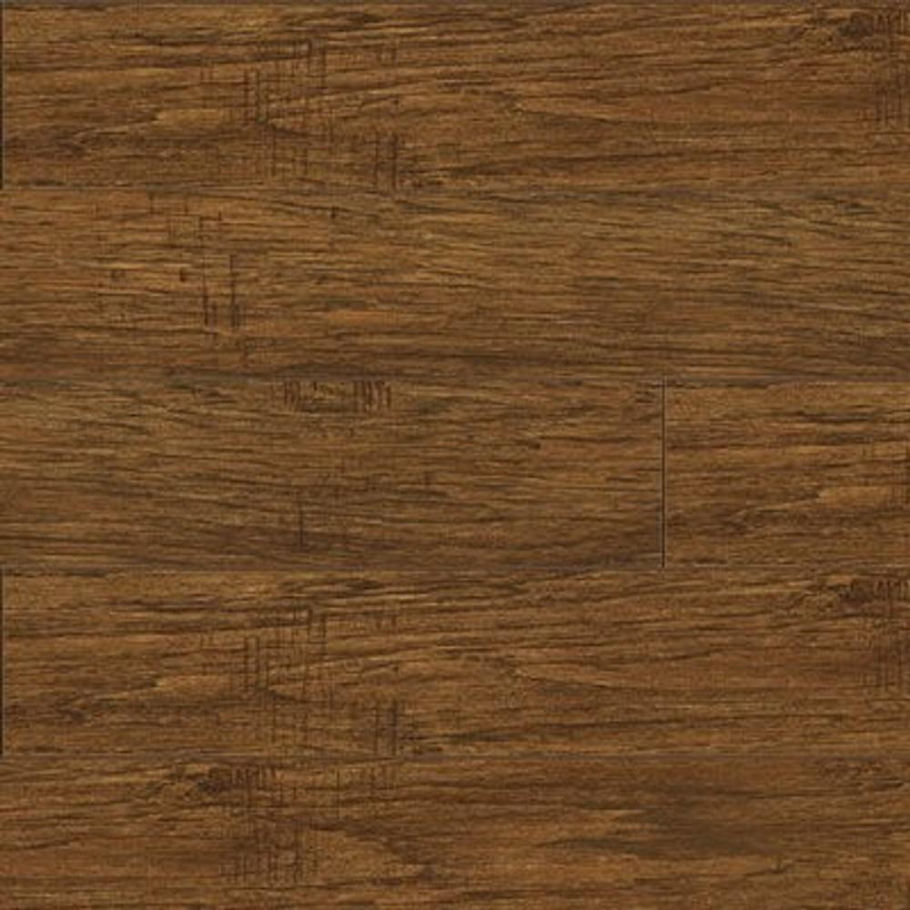 Kronotex Usa Dixon Run Thunder Ridge Hickory 8 Mm Thick X 4.96 In. Wide X 50.79 In. Length Laminate Flooring (20.99 Sq. Ft. / Case), Medium