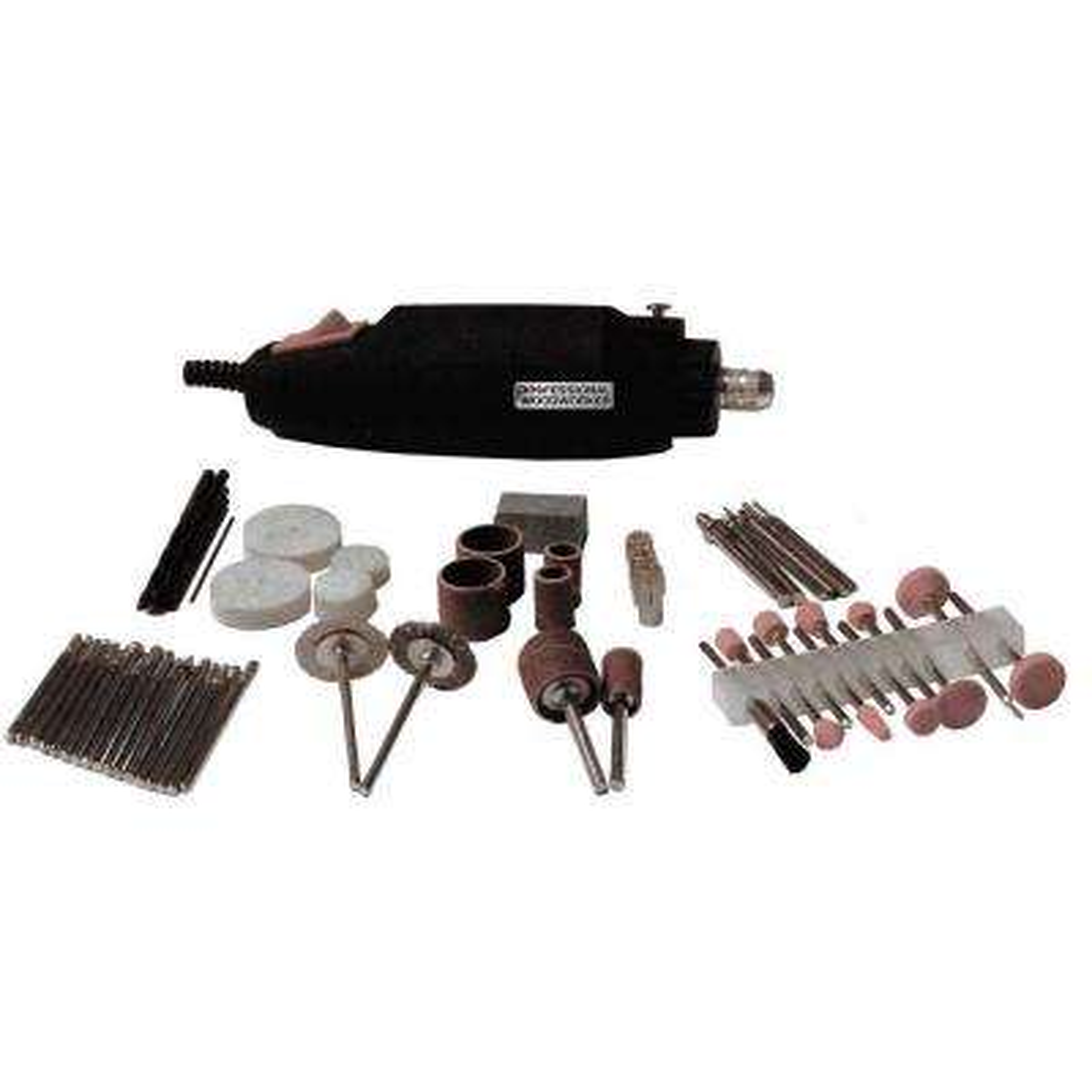 Rotary Tool Kit (80-Piece)