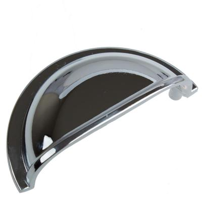 3 in. Center-to-Center Polished Chrome Classic Bin Cabinet Pulls (10-Pack)