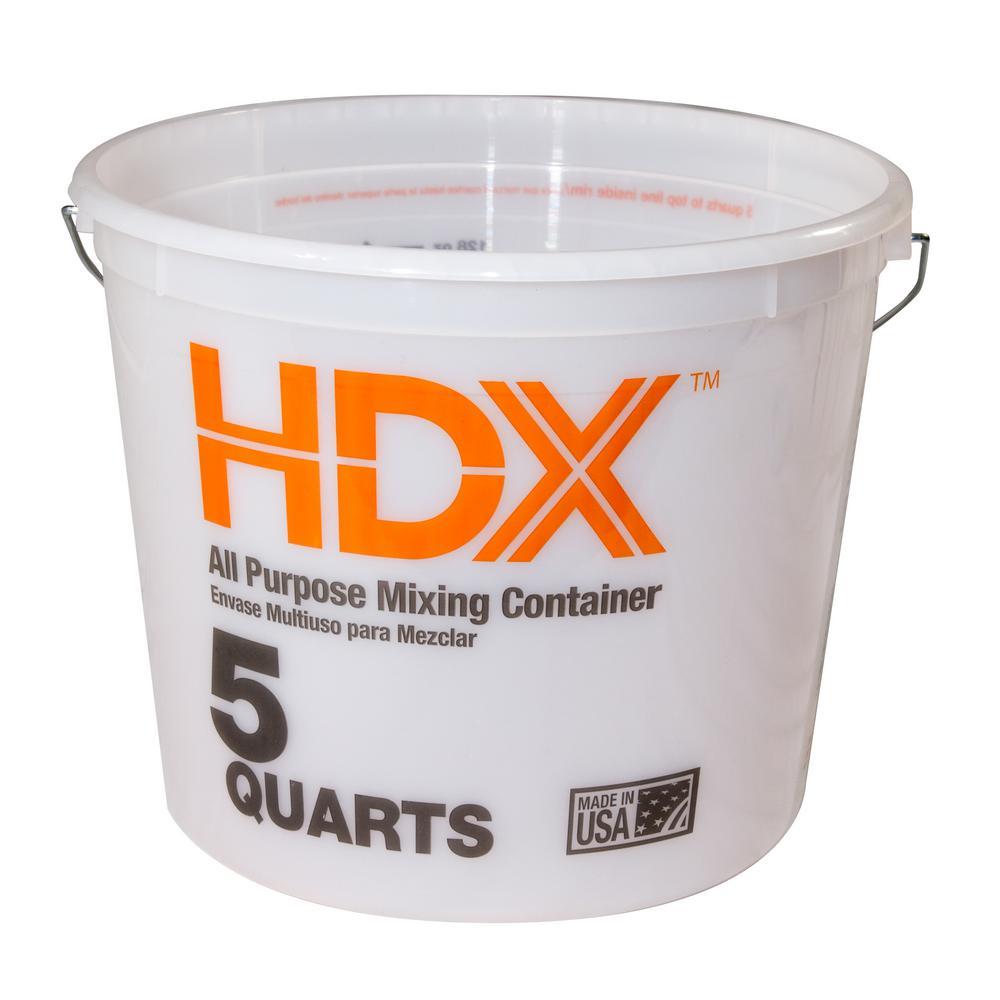 5 qt. Mixing Bucket