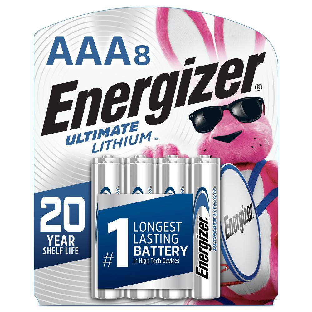 Lithium AAA8 Battery