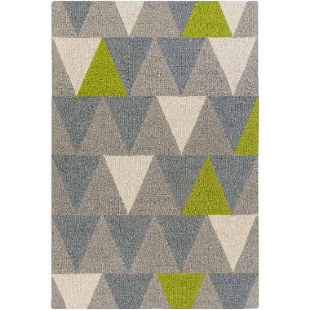 Lime Green Rugs For Kitchen: Artistic Weavers Hilda Rae Lime Green 3 Ft. X 5 Ft. Indoor