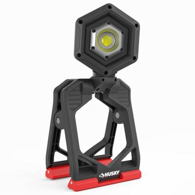1500-Lumens Rechargeable Clamp LED Work Light